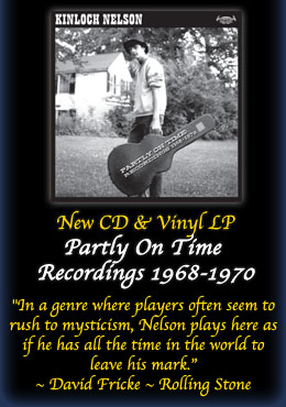 New CD: Partly On Time: Recordings, 1968-1970